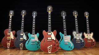 D'Angelico Guitars unveils limited edition Deluxe Series