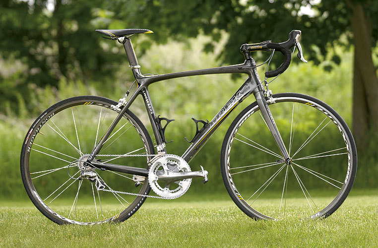 First Ride Trek Madone 5 2 Cycling Weekly