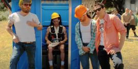 While We Wait For Jackass 4, Johnny Knoxville Is Hyping Us For Steve-O And The Gang's Shark Week Appearance