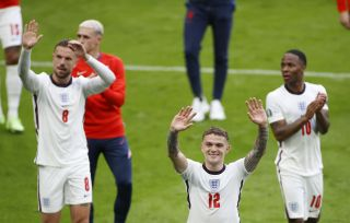 """Kieran Trippier hailed England as """"fearless"""" in their Euro 2020 win over Germany."""