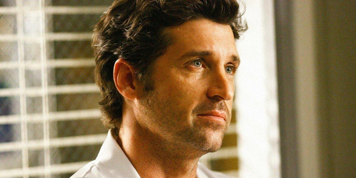 Patrick Dempsey - Grey's Anatomy