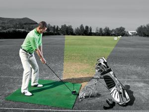 how to make a target oriented swing
