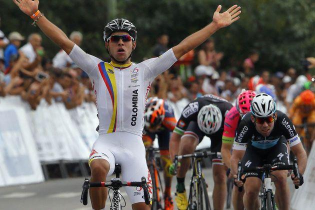 Гавирия выигрывает на Туре Сан Луиса