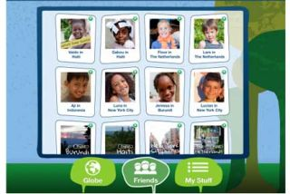 Kids' Daily Lives Explored Through Stories, Games