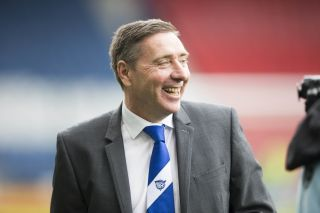 Rangers v Peterhead – Petrofac Training Scottish Cup – Final – Hampden Park