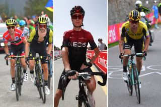 Yates twins, Froome, Roglic 3 questions