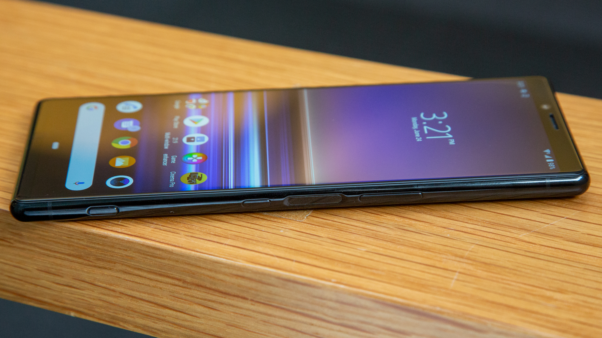 Sony Xperia 1 Review Stunning Tall Screen Falls Short On Function Tom S Guide