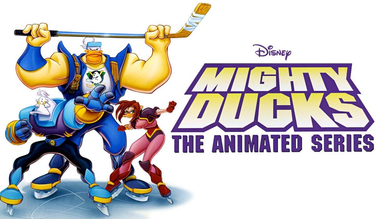 Mighty Ducks Animated Series