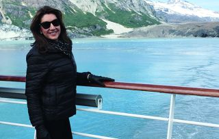In all her years working and holidaying on cruise ships, Jane McDonald has never been on a cold-water cruise – but that's about to change as this enjoyable four-part series concludes.