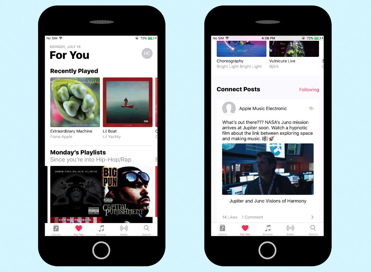 iOS 10 Music: All the New Features and How to Use Them | Tom's Guide