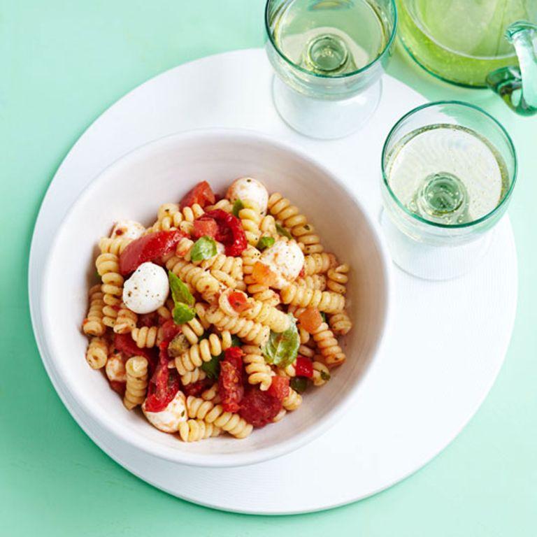 Italian-inspiration-pasta-salad-recipe-photo