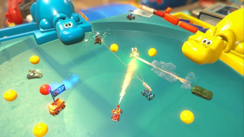 Micro Machines World Series flaunts messy desks and Hungry ...