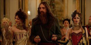 Rhys Ifans as Rasputin in The King's Man