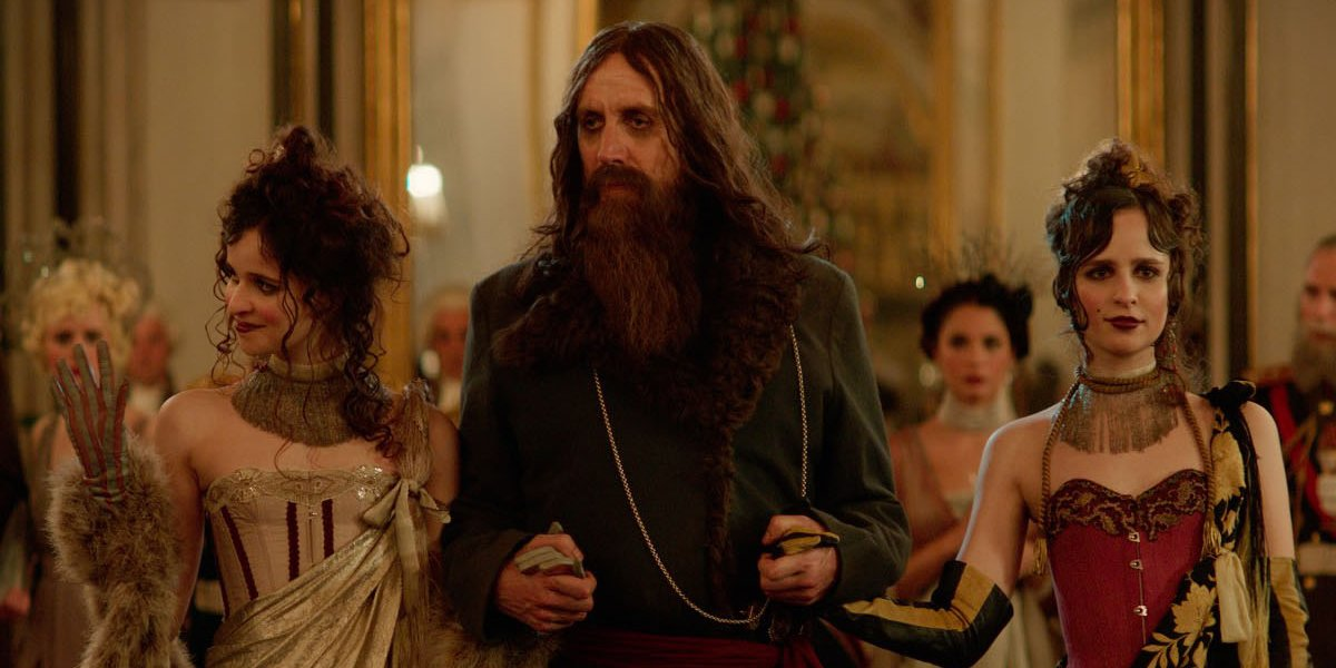 Rhys Ifans as Rasputin in The King's Man