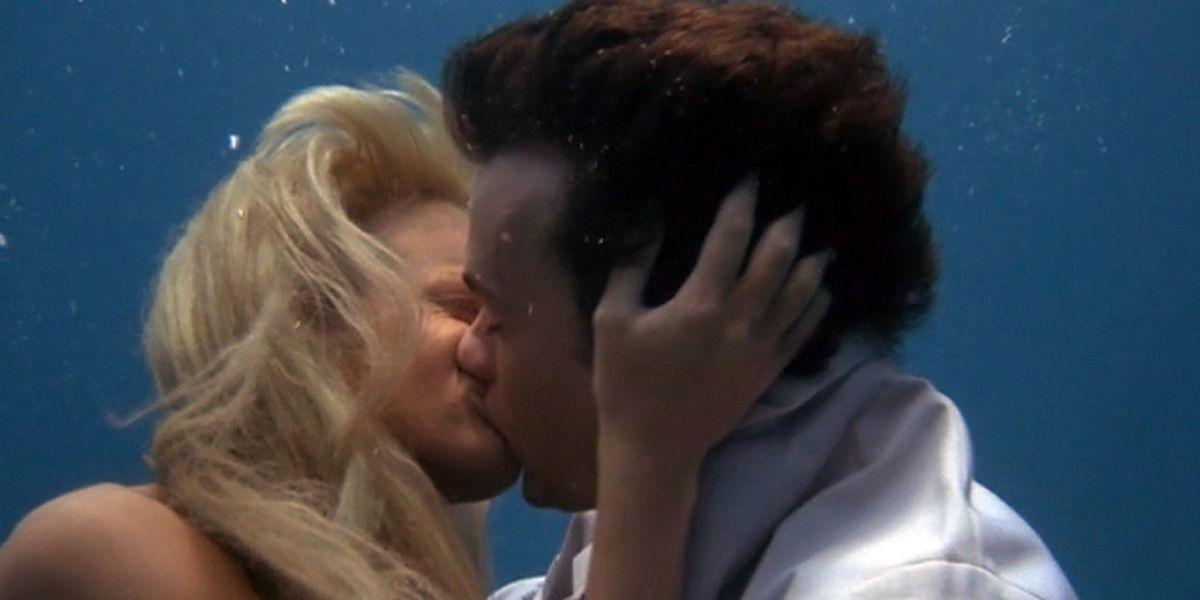 Tom Hanks and Daryl Hannah in Splash