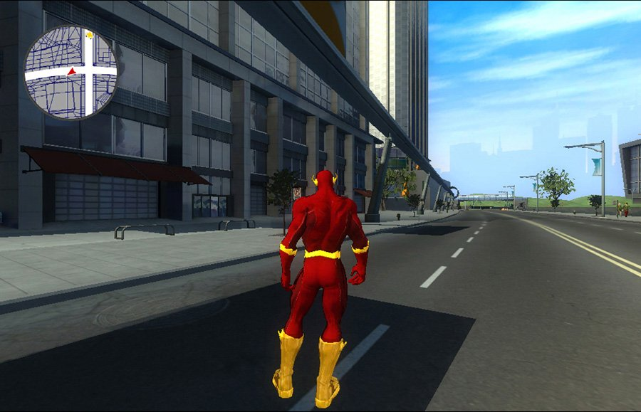 Cancelled The Flash Game Character Models, Screenshots #5812