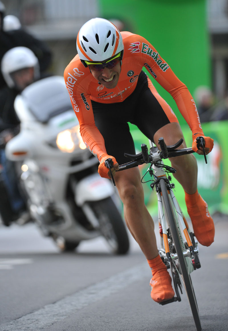 Jonathan Castroviejo wins, Tour de Romandie 2011, prologue