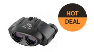 Save 58% on the Pentax 8x21 UCF R Binoculars in this great Black Friday deal!