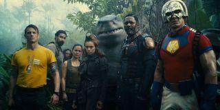 The Suicide Squad main cast