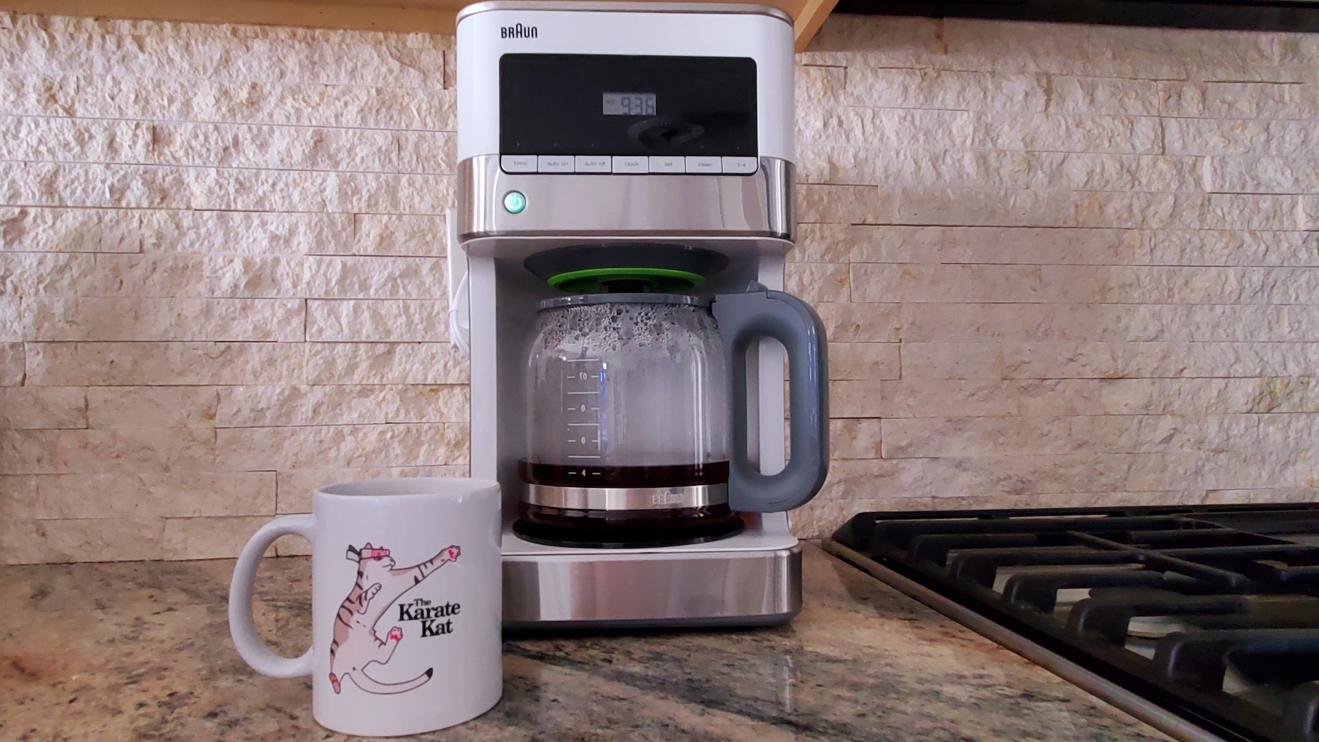 Cafetera Braun Brew Sense