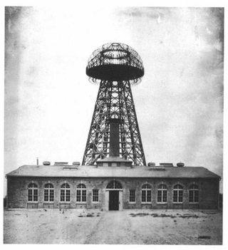 Nikola Tesla's Wardenclyffe Laboratory