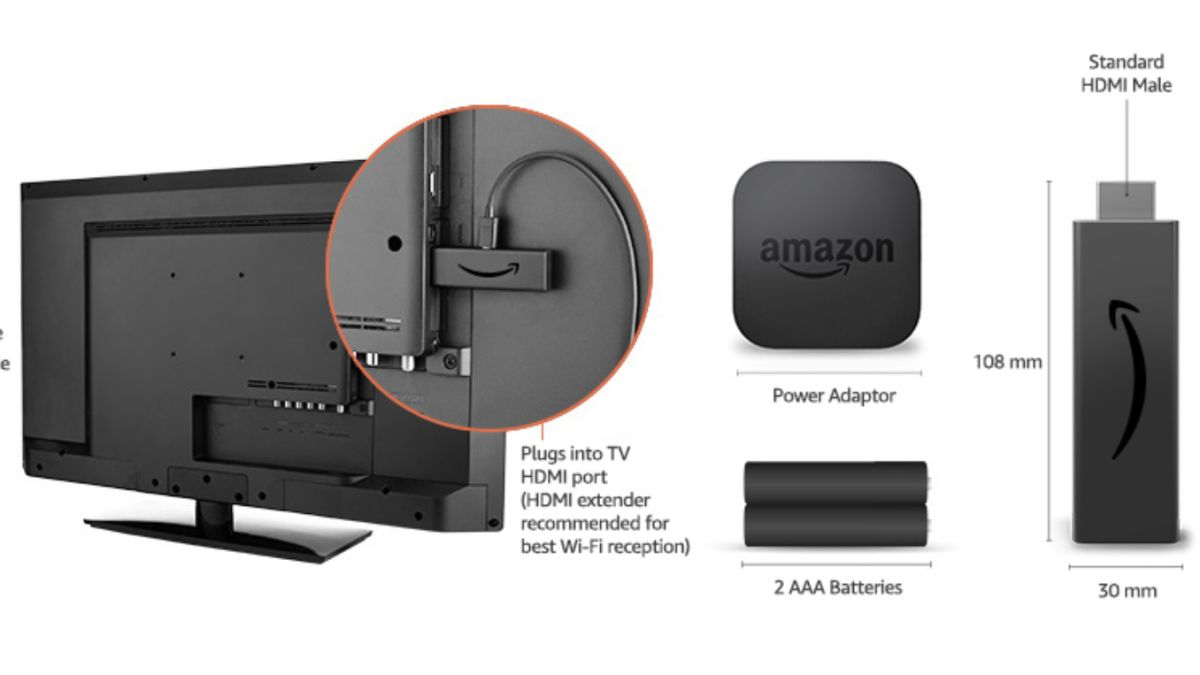 How to set up the Amazon Fire TV Stick | TechRadar