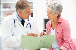 doctor, hormone replacement