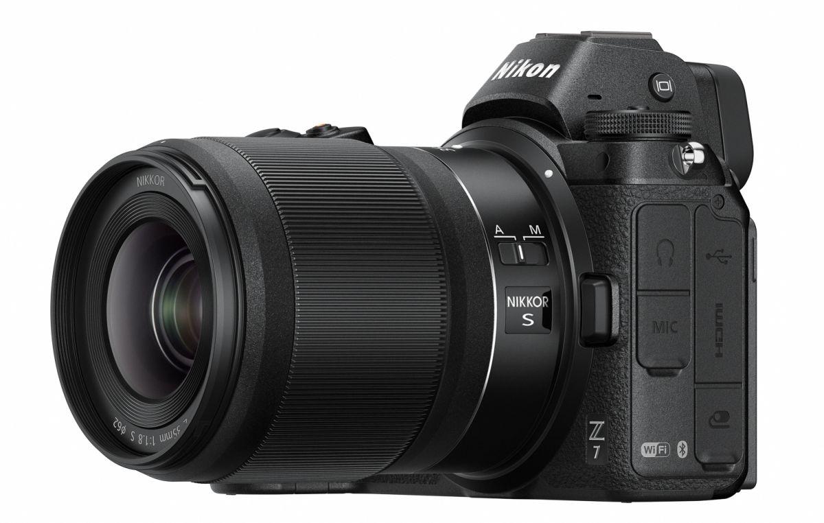 Nikon Nikkor Z 35mm f/1.8 S review | Digital Camera World