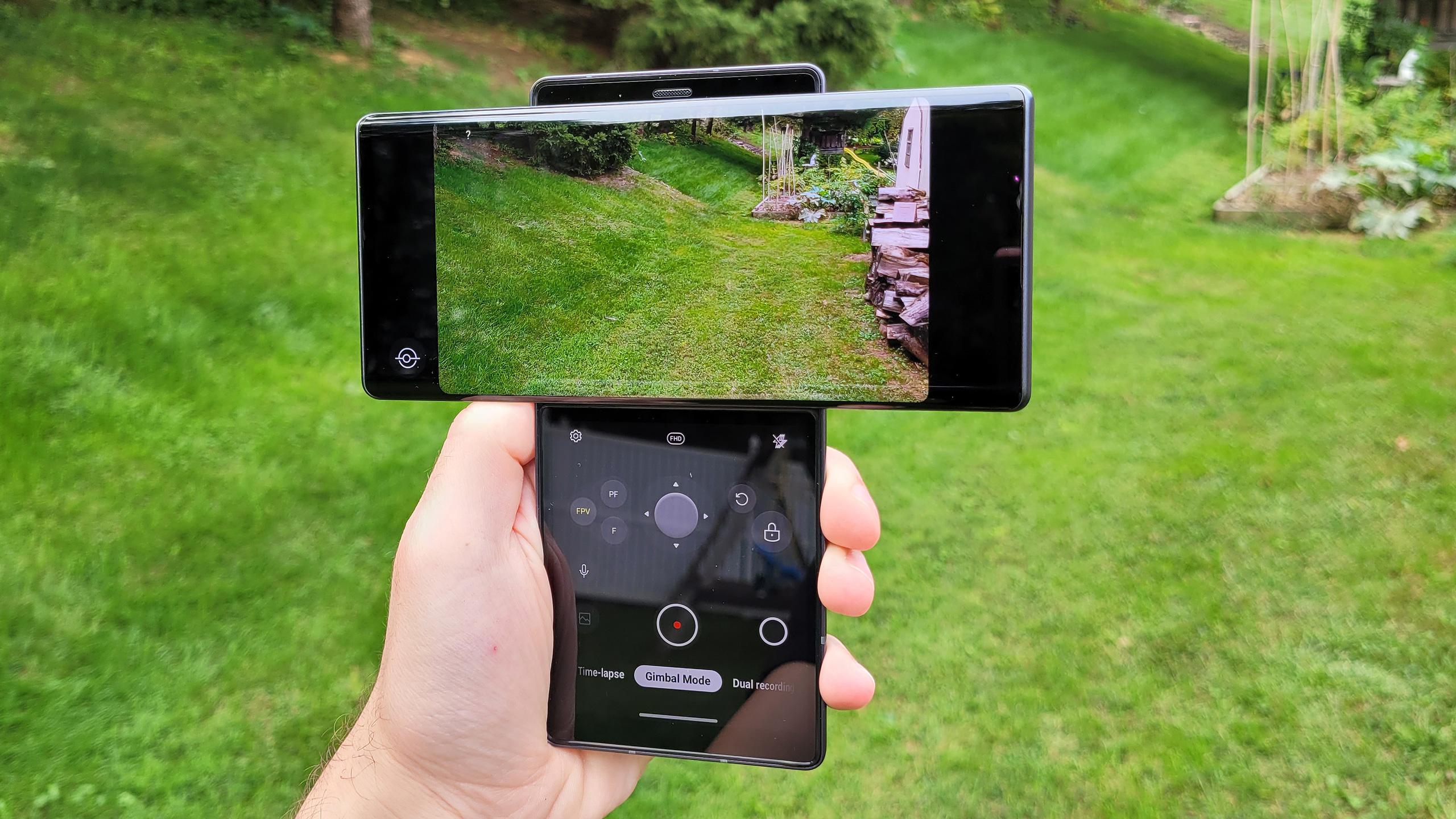 Best foldable phones: LG Wing