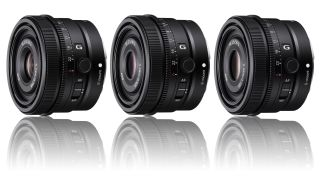 Sony FE 24mm F2.8, 40mm F2.5, 50mm F2.5 launched