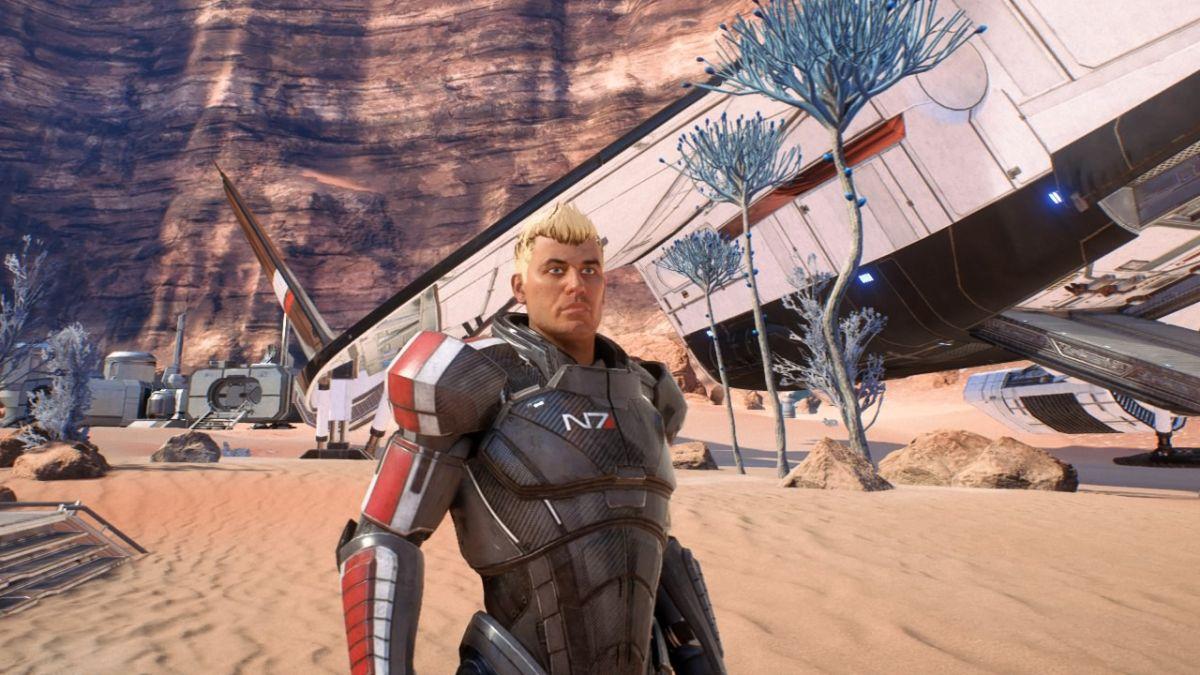 N7 Armor Mass Effect Andromeda