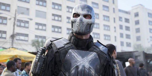 Frank Grillo as Crossbones in Captain America: Civil War