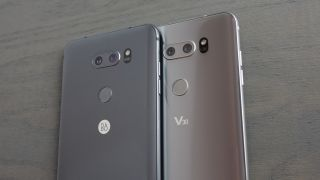 LG V30S ThinQ vs LG V30: here's what we think so far | TechRadar