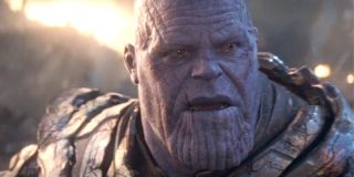 Thanos looks shocked Avengers: Endgame Marvel Studios