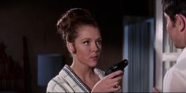 Former James Bond Actor Pays Tribute To The Late Diana Rigg On Social Media