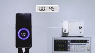 Oppo battery charging