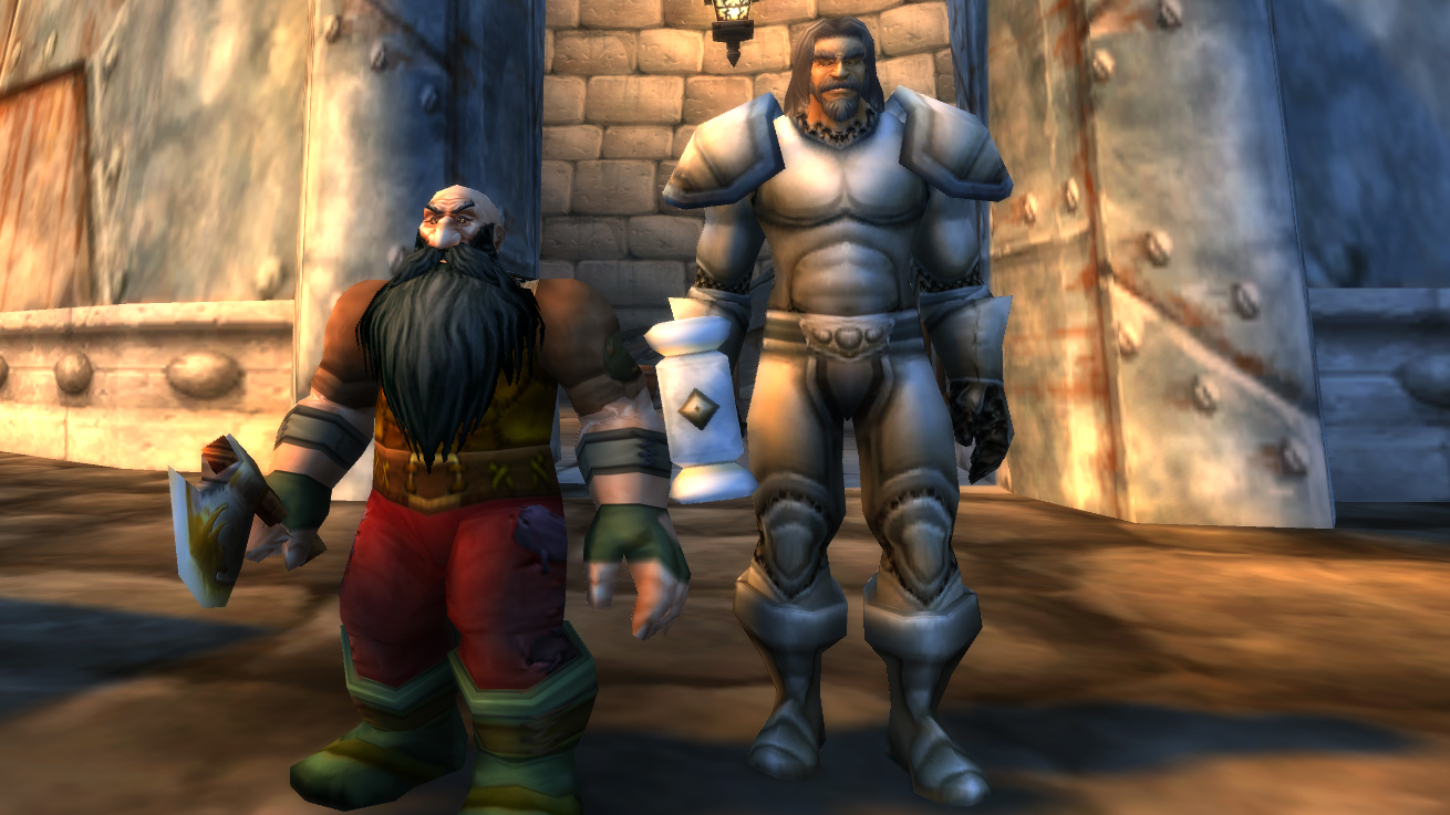 World of Warcraft Classic is brutal and boring, but I love