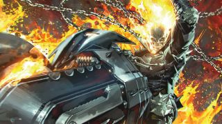 """Marvel's """"most heavy metal"""" hero returns in new Ghost Rider ongoing series"""