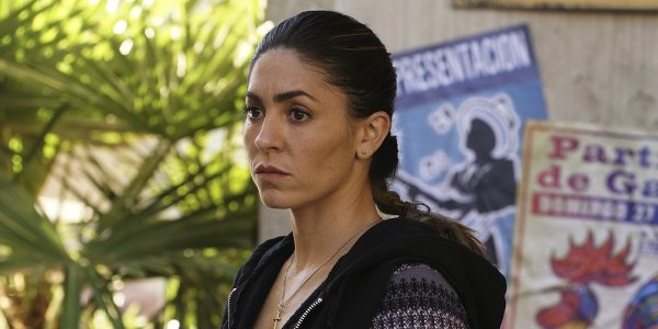 Natalia Cordova-Buckley Agents of SHIELD