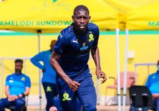 Mamelodi Sundowns fullback Aubrey Modiba