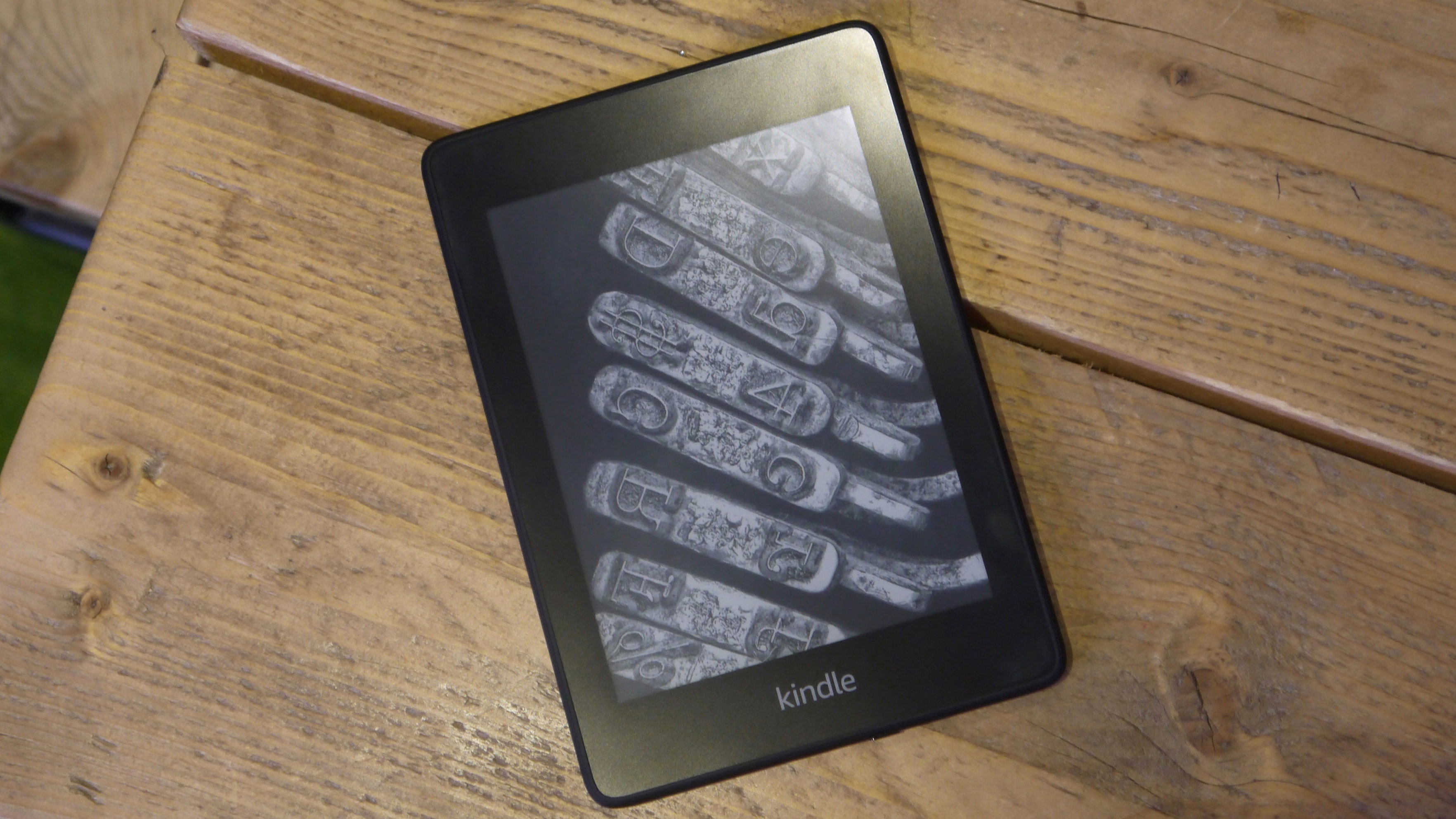 Dear Kindle: Amazon Kindle Paperwhite