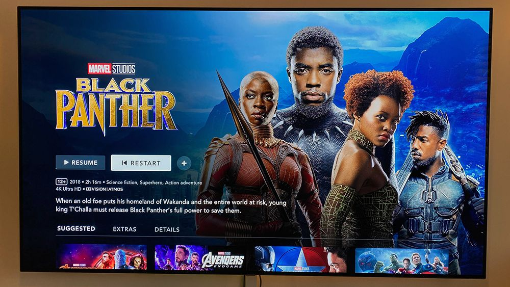 Disney+ back to full 4K and Dolby Atmos quality – just in time for Hamilton - What Hi-Fi? UK