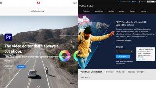 Corel VideoStudio Ultimate vs Adobe Premiere Pro