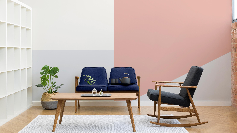 11 colour block paint ideas | Real Homes