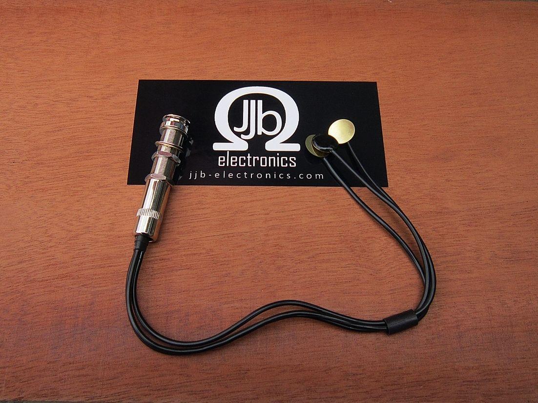 gear review jjb electronics prestige 330 acoustic guitar pickups guitarworld. Black Bedroom Furniture Sets. Home Design Ideas
