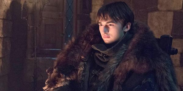 Isaac Hempstead Wright as Bran Stark Game of Thrones Season 8 premiere HBO