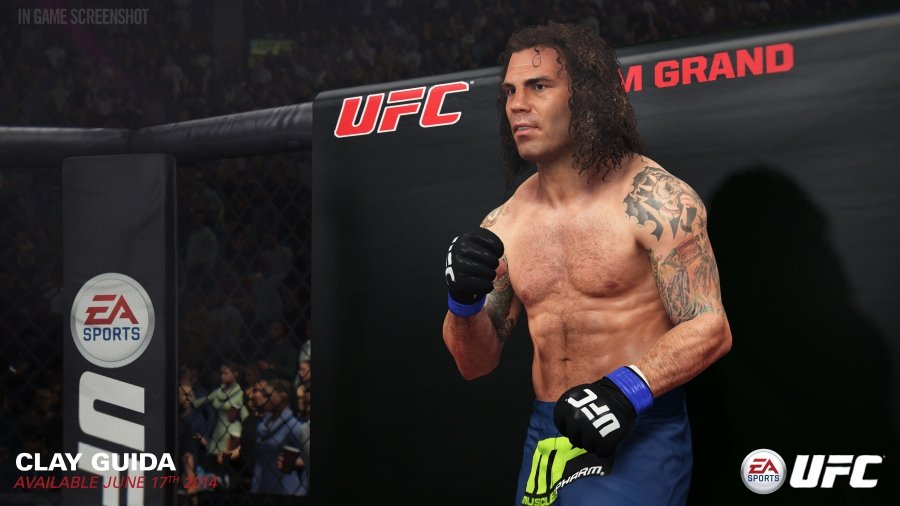 EA Sports UFC Screenshots Keep The Hype Going For PS4, Xbox One #31516