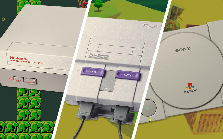 PlayStation Classic vs  SNES Classic vs  NES Classic: Retro Showdown