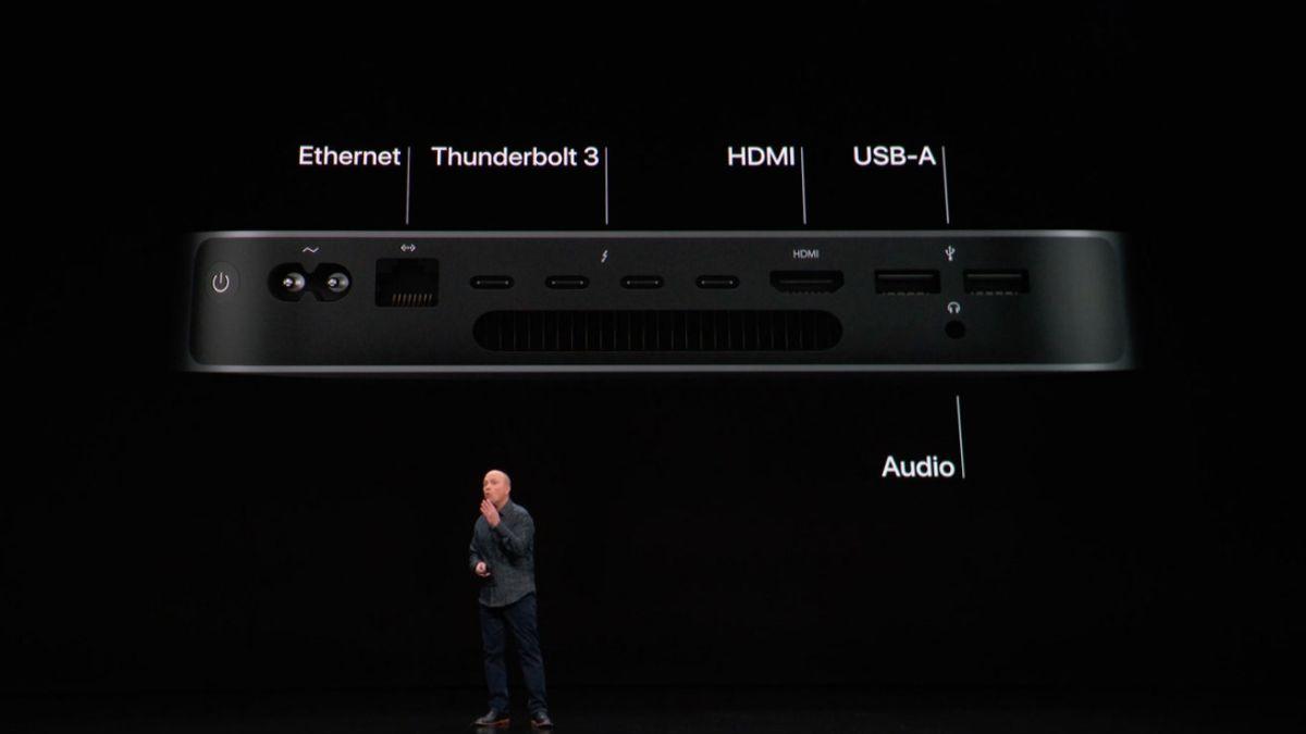 Mac mini 2018 vs Mac mini 2014 | TechRadar