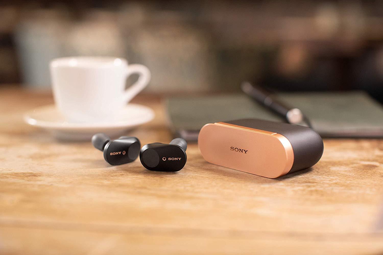 Best noise cancelling headphones: Sony WF-1000XM3 Wireless Headphones